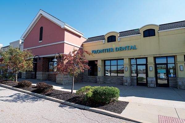 Frontier Dental Office | Medina OH