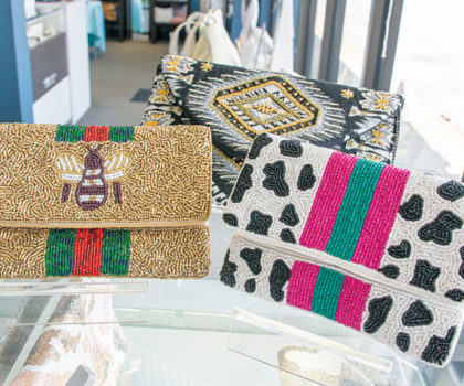 Great Lakes Boutique carries up-to-the-minute fashion accessories designed to turn heads