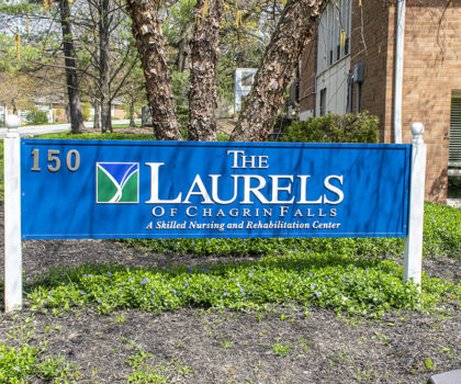 Covid recovery at The Laurels of Chagrin Falls
