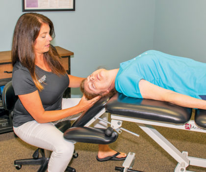 At Ferrell-Whited Physical Therapy Services, treatment for dizziness, vertigo and imbalance can happen in just one day
