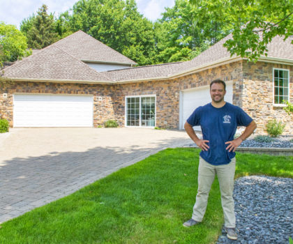 By doing it all, design, manufacture and installation, Custom Stone House gives homeowners virtually endless possibilities