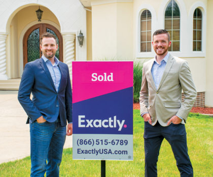Selling your home with Exactly real estate is a low-stress experience and you can walk away with more money in your pocket