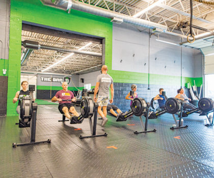 Willoughby's The Bar Athletics helps you achieve your goals, get in the best shape of your life and take back your health
