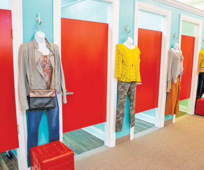Upscale consignment packed with 5,000 square feet of fabulous finds