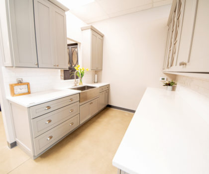 When it comes to your dream kitchen, Choice Cabinet stops the wait