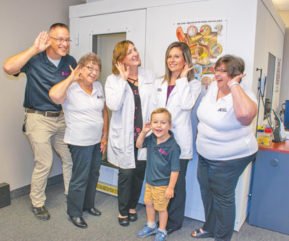 After navigating a lifetime of hearing loss, Dr. Amanda Barbur, of Amanda's Family Hearing, decided to help others with theirs