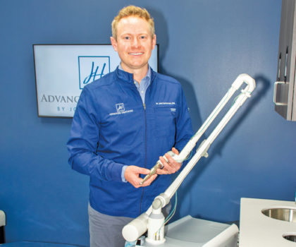 Advanced Dentistry offers the latest dental technology combined with thoughtful application