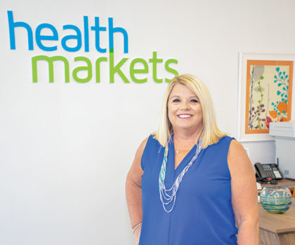 HealthMarkets Insurance Agency focuses on earning your trust and helping you navigate the waters of Medicare