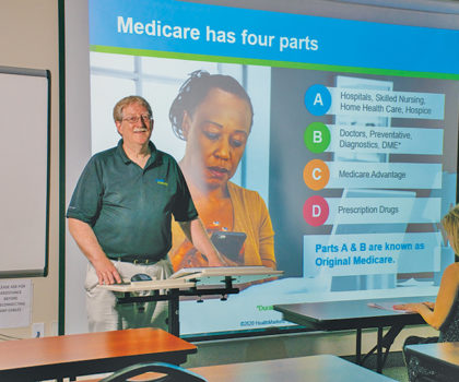 HealthMarkets Agent, Scott McEvoy is in your corner when it comes to Medicare coverage