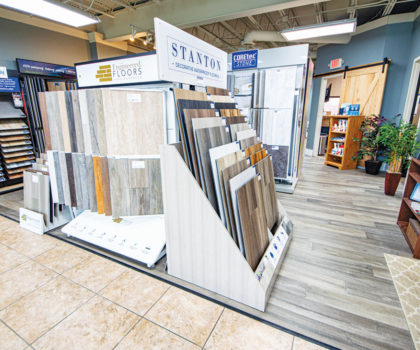 MDG Flooring America isn't just a family-owned business; it's a premium, customer-service enclave where expertise and service thrive