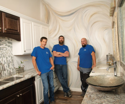 Meet the masterminds behind many Guhde Flooring America installs