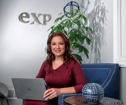 Renee Velasquez, of The RSVP Group at eXp Realty, can help you to embrace the home buying or selling experience confidently
