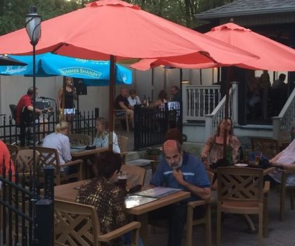 Live music alfresco-style in Northeast Ohio