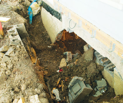 Rocco and Mark Olivieri, of  Olivieri & Son, answer some frequently asked questions about keeping foundation water out of the basement