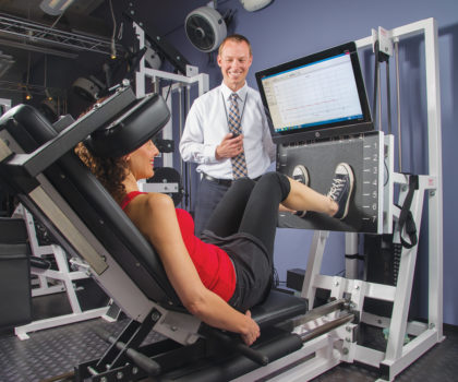 MaxStrength Fitness offers a proven way to reclaim your health and vitality in just two short sessions per week