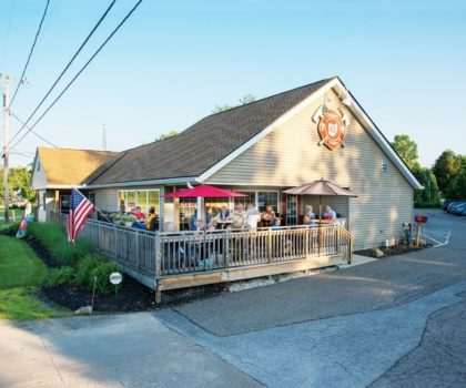 The summer is heating up at Station 43 Tavern