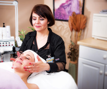 Here's how the top esthetic team at Exhale Spa at University Hospitals Avon Health Center can reverse the signs of aging, sun damage and more