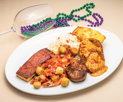 Salmon Dave's Taste of N'awlins is back!