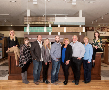 Meet the Guhde Flooring America team!