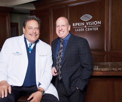 Hearing and vision MDs join forces