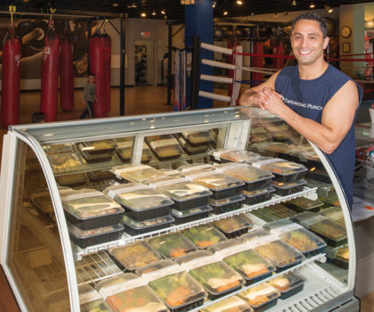 Empowering Punch's healthy meals to-go