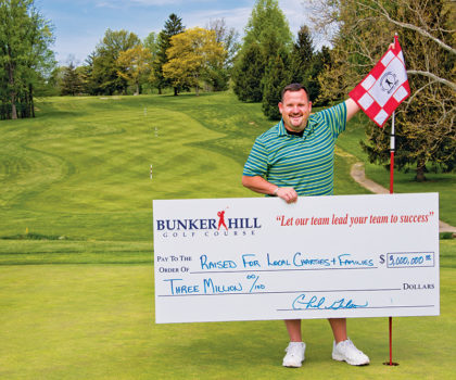 Here's how Bunker Hill Golf Course can make your fundraising efforts a hole in one