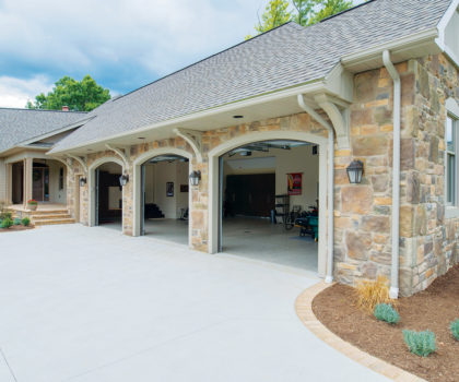 Encore Garage of Ohio can transform your space into the perfect place to gather