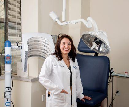 Apex Dermatology welcomes Dr. Nely Aldrich