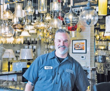 With an ambitious new launch in Akron, Tom Rafferty's Lumen Nation aims to shine a light on fixtures of every shape, size, color and design