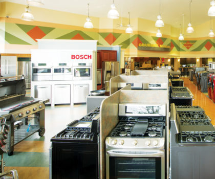 Here are some tips on how to buy appliances, courtesy of Home Appliance Sales & Service