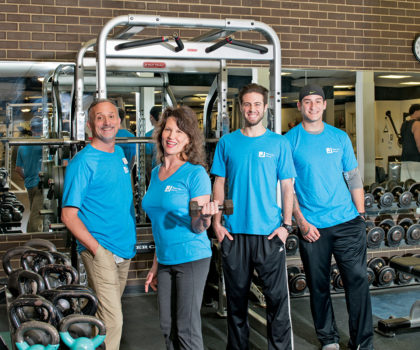 Fitness your way–with Shaw JCC of Akron