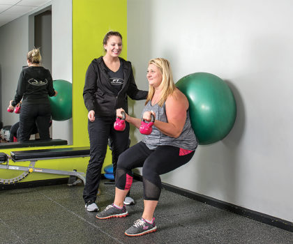With the kids heading back to school, Fitness Together wants to help you get back to you