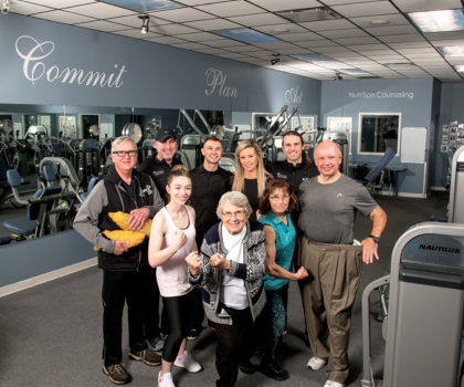 Fitness for all ages