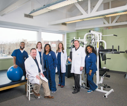 The team at Eastside Medical Group has made it their mission to help people become pain free
