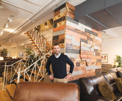 The Cleveland Furniture Company blends style, service and savings