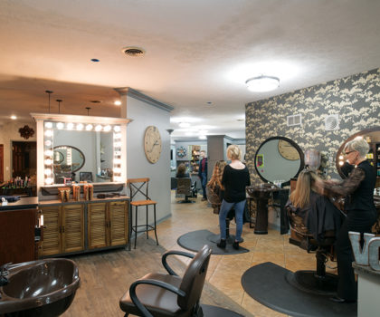 VCS Salon & Spa is taking the business of getting gorgeous to a whole new level