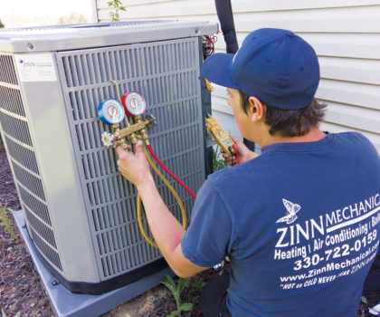 Chillin' with Zinn: Time for your A/C tune-up