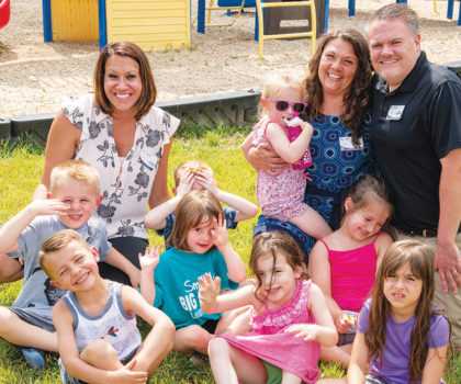 Small hands big dreams: A daycare that is flexible, fun and family focused