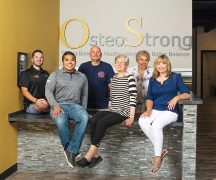 These OsteoStrong clients are living their best lives thanks to an exclusive regimen designed to build stronger bones and muscles