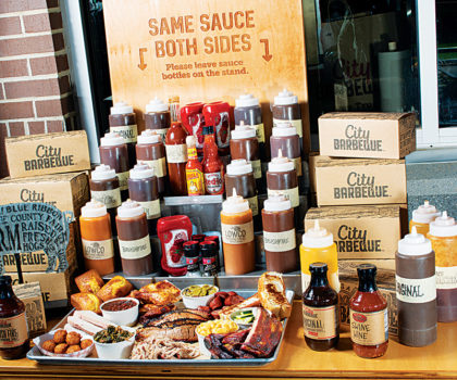 City Barbeque's flavorful mashup has become a force to be reckoned with