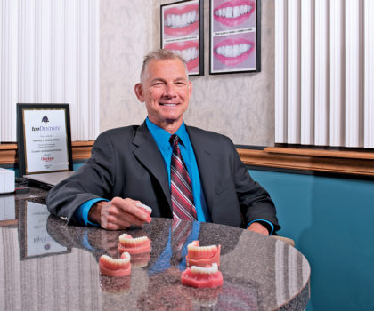 The patients of Dr. Anthony J. Heibili are flashing brilliant, healthy smiles all over town