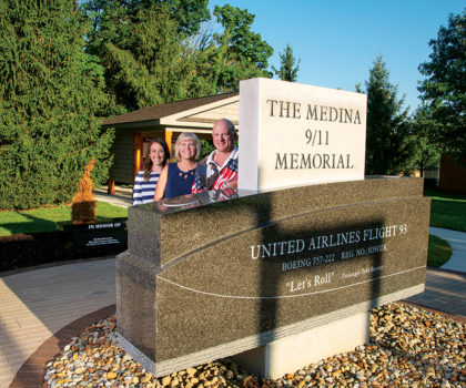Midwest Everlasting Memorials makes a meaningful impression