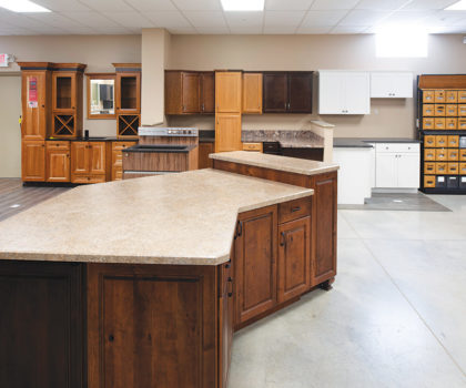 Building 9 has expanded its flooring selection, so you have more first-quality products to choose from while paying less