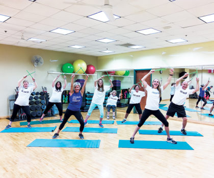 Here's how to get your sweat on—for free at the Fitness Center at University Hospitals Avon Health Center