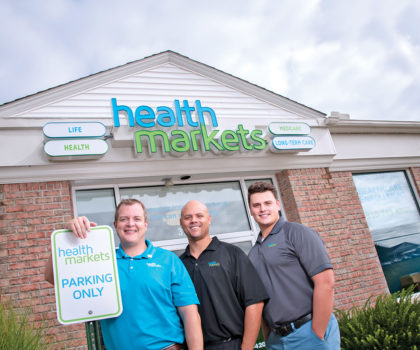 Medina's HealthMarkets Insurance Agency team make it easier to get your Medicare review done in one appointment