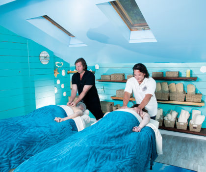 At Cosmetic Therapy Medi-Spa, massage and esthetics go hand in hand