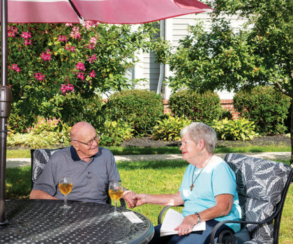The residents of SouthWest Commons share how they feel about living in one of Strongsville's most respected assisted living communities