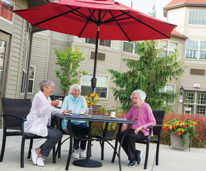 Here's how the team at Beachwood Commons Assisted Living helps seniors transition to the next chapter of their lives