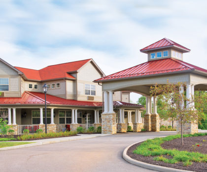 Beachwood Commons Assisted Living has risen to the challenge to keep residents happy, healthy and engaged