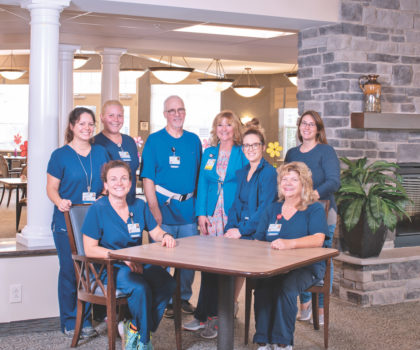 Mapleview Country Villa helps patients get well and get back to their lives